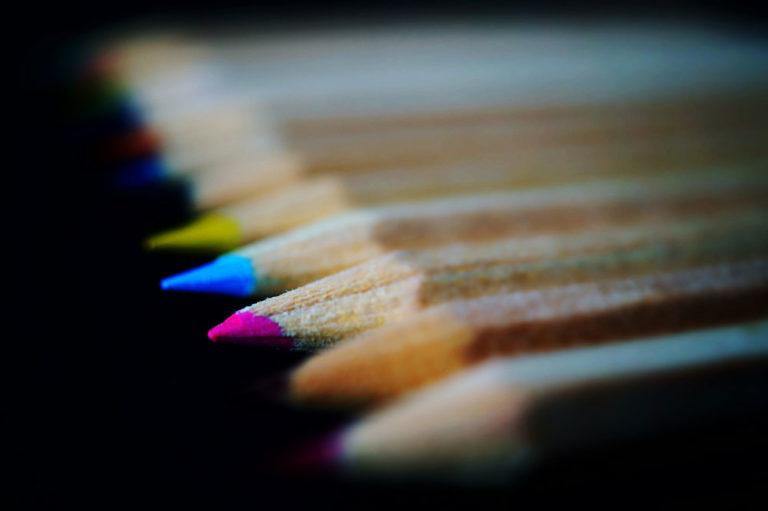matériel en école d'art