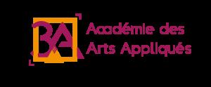 logo ecole academeie des arts appliques